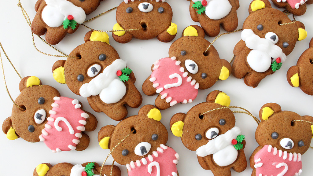 Edible Gingerbread Christmas Tree Decorations : Uncategorized gingerbread cookie decorations tree recipes