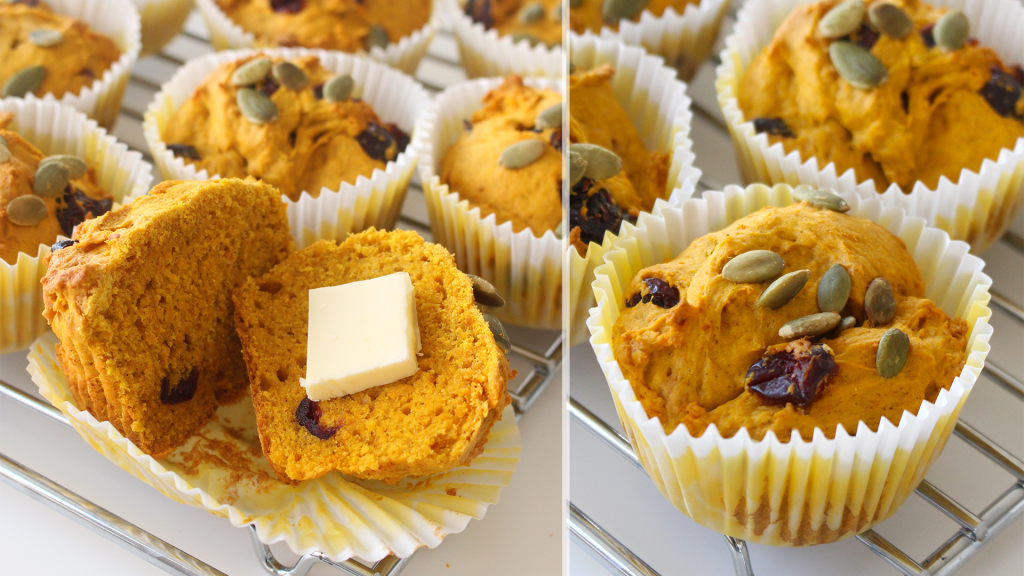 pumpkin muffin thumb