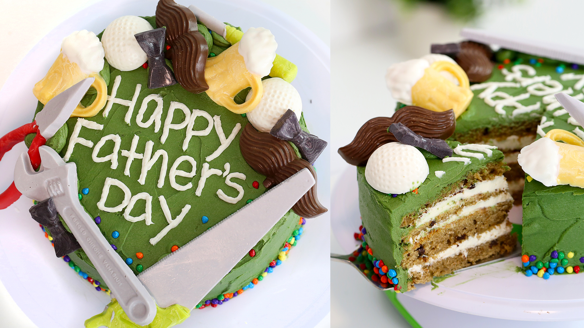 Happy Fathers Day Cake Images