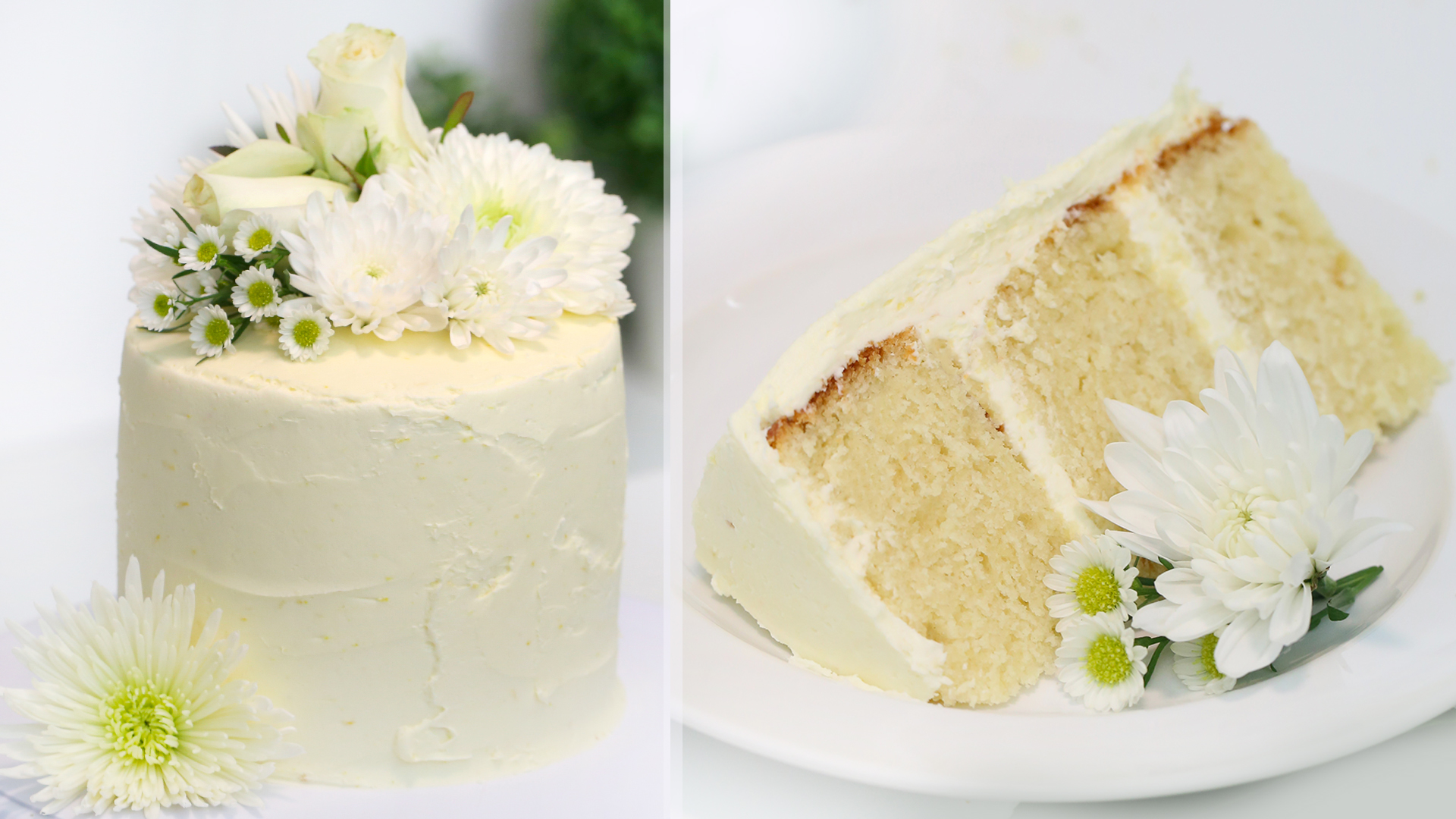 pankobunny: How to Make the ROYAL WEDDING CAKE!! Lemon Elderflower Cake